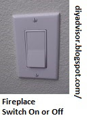 DIY Advisor How to Repair Fireplace Back Up Switch Part