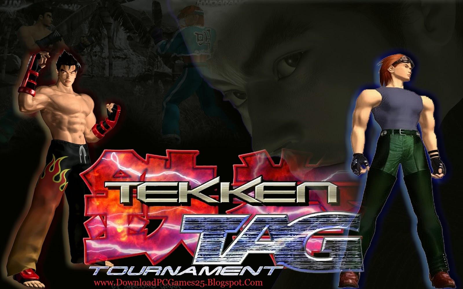 Tekken tag tournament 2 download full version compressed free.