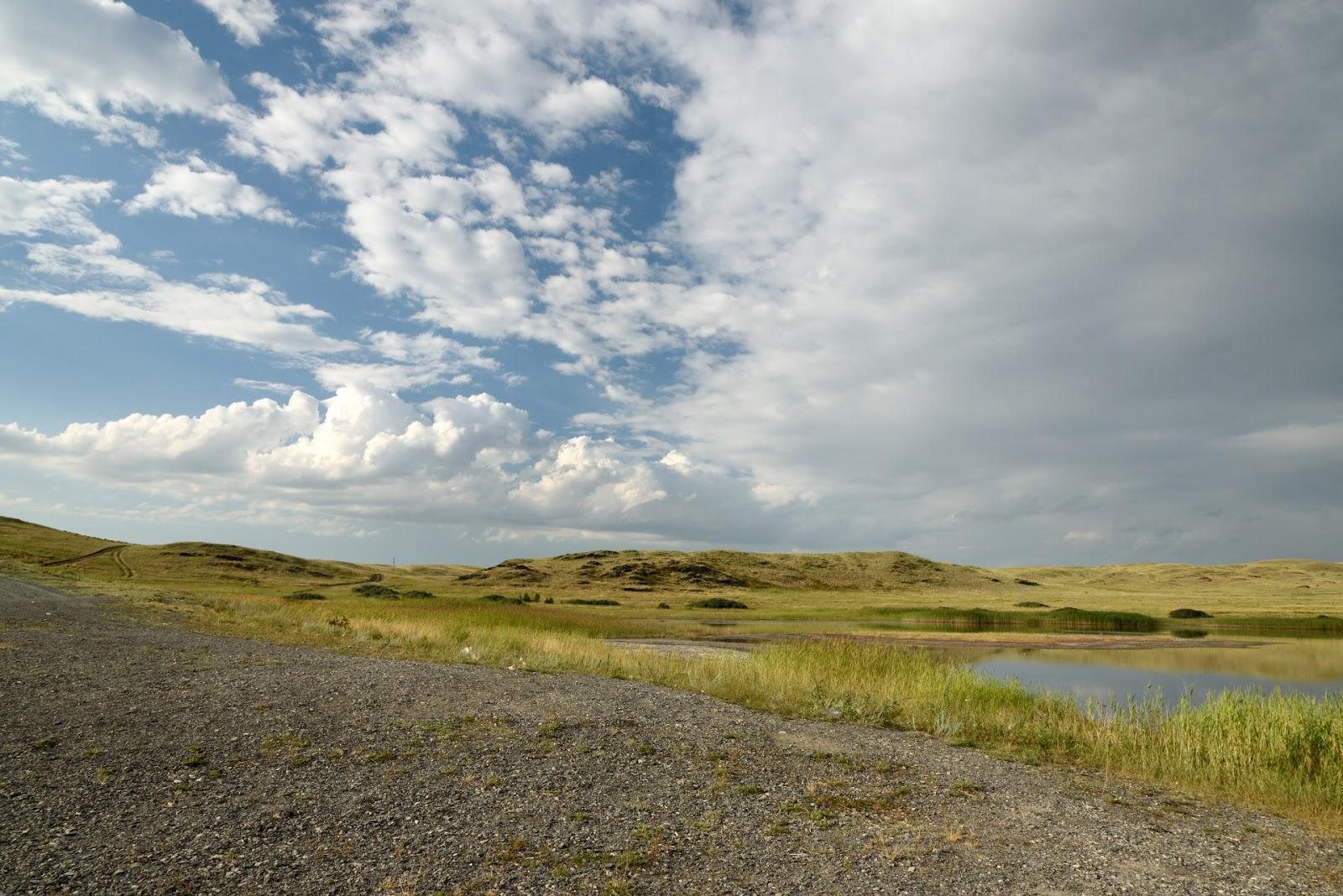Озеро Майбалык. Боровое. Казахстан