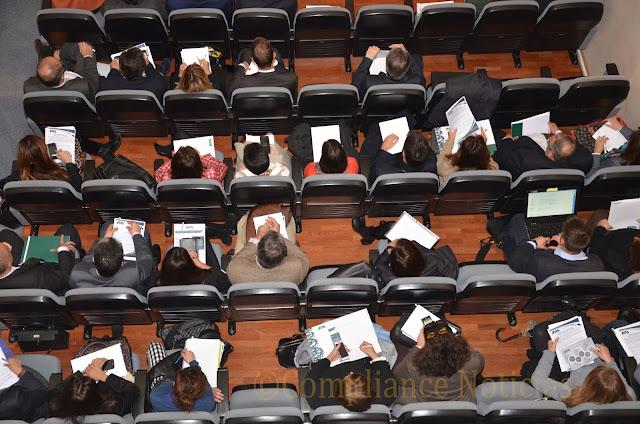 asistentes a la jornada Compliance Penal