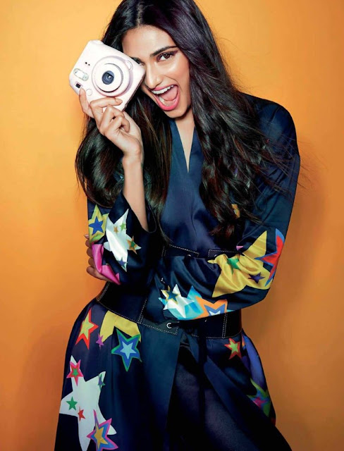 Athiya Shetty - Femina India Magazine, October 2017