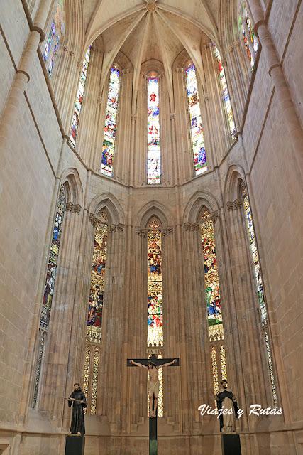 Iglesia del Monasterio de Batalha