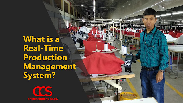 real-production management system garment factory