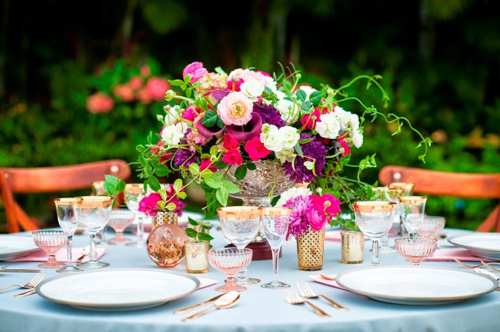 Floggwer centro de mesa para boda en jardin for Arreglos de mesa para boda en jardin