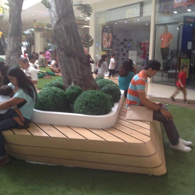 Rediscover Life Park at Parkmall Cebu