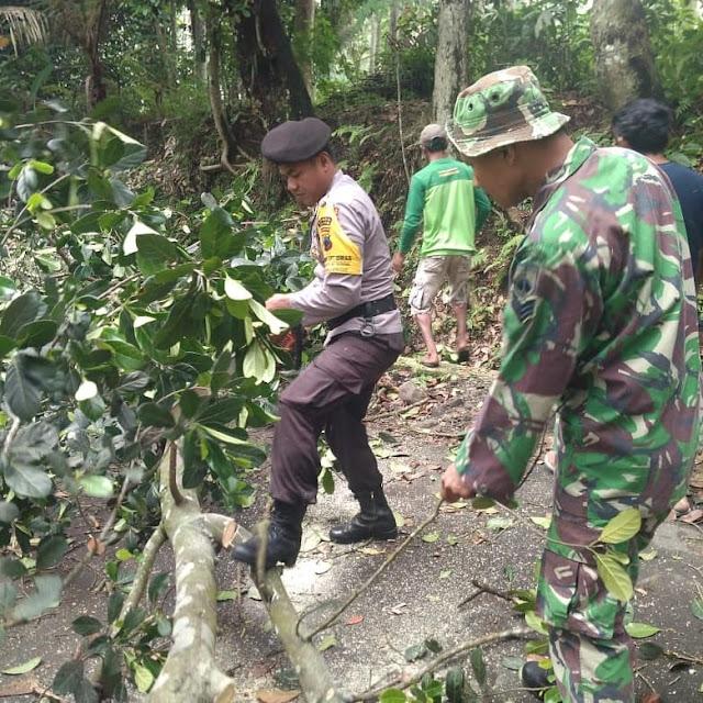 TNI-Polri Bersinergi Dengan Masyarakat