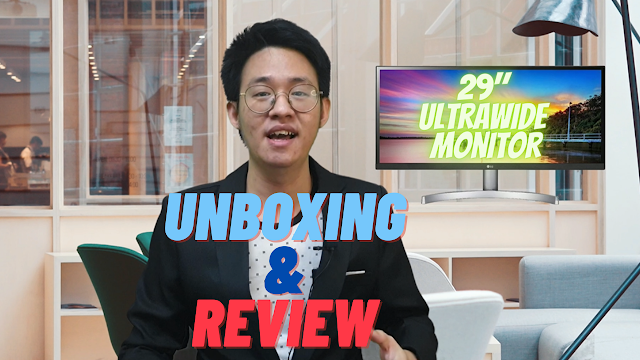 """Most Affordable 29"""" Ultrawide Monitor That You Can Buy in Malaysia 