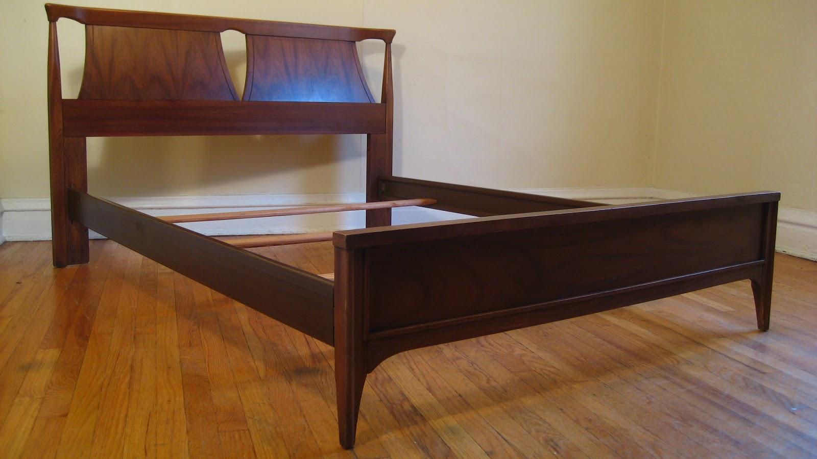 Flatout Design Kent Coffey Rosewood Bed
