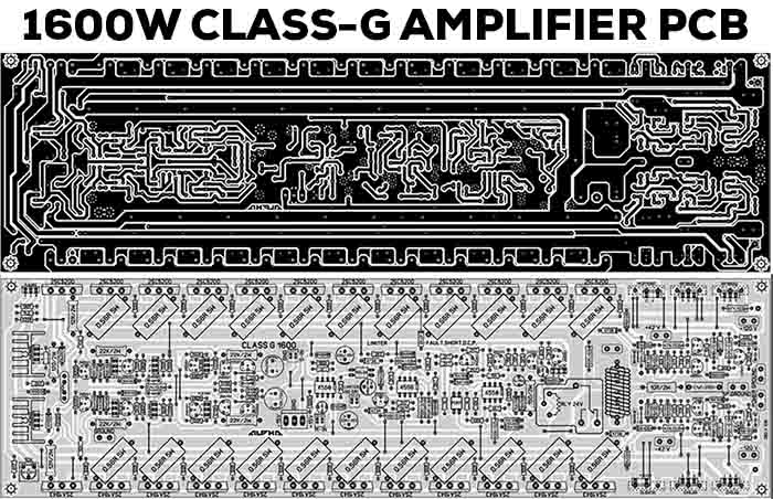 Layout Pcb Power Class H