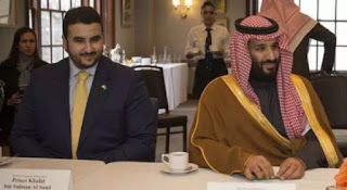 "Saudi Arabia has warned US about the criticism of Crown Prince Mohammed bin Salman as  a "" red line and intolerable."""
