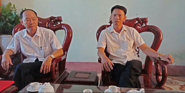 Lọt vào hộ cận nghèo là Phó Bí thư thường trực Đảng ủy xã Hoằng Phong, Hoằng Hóa