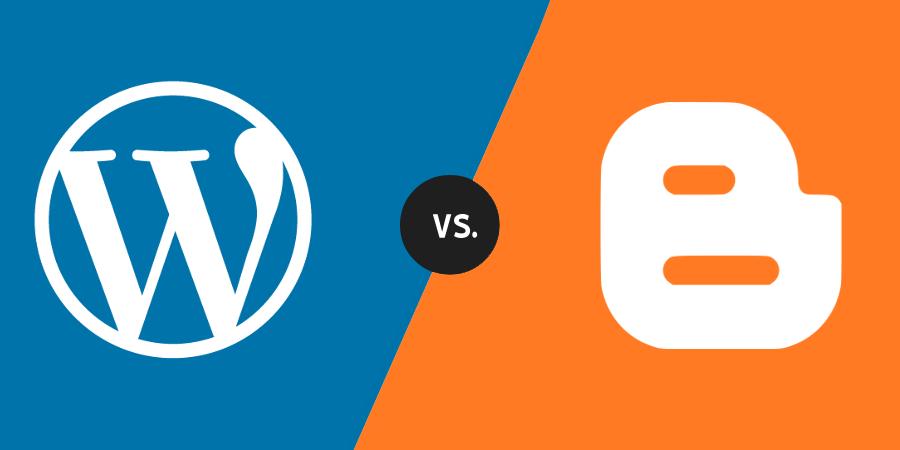 بلوجر ضد ووردبريس: أيهما أفضل Blogger أم WordPress