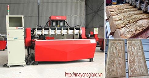 máy đục gỗ 3d