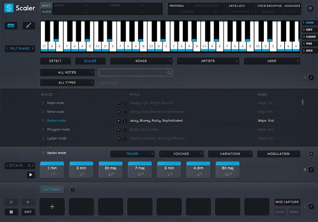 Interface Scaler 2 versão 2.3