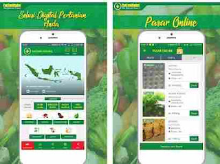 Aplikasi Pertanian