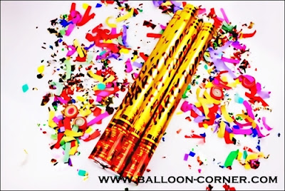 Jual Grosir Party Popper / Confetti Ukuran 30 Cm