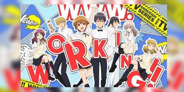 anime Comedy terbagus