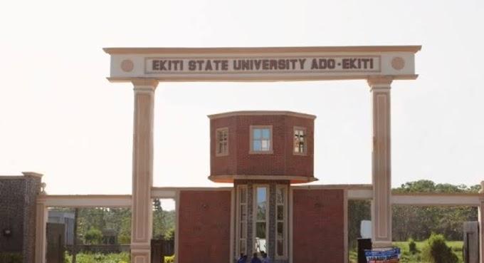 Ekiti State University[EKSU] Reopens Post-UTME/DE Admission Screening Form for 2020/2021 Academic Session