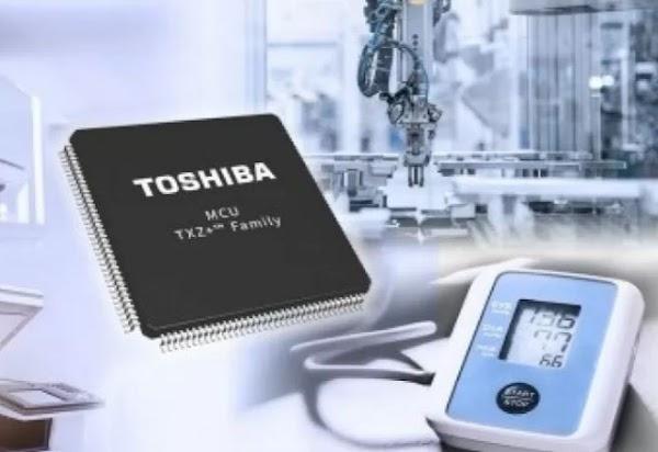 Toshiba Rilis Mikrokontroler Baru Untuk Pemrosesan Data Berkecepatan Tinggi