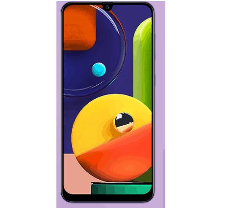 Cara Screenshot Samsung Galaxy A50s Tanpa Tombol 2