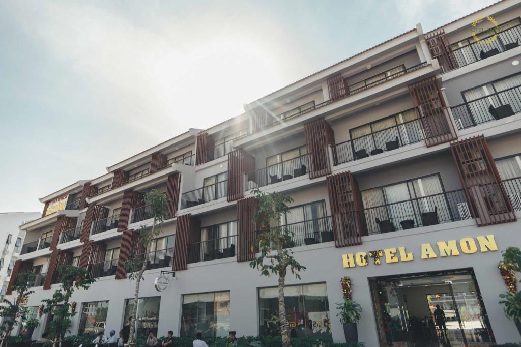 Nhận xét (review) của tôi về khách sạn Amon Phú Quốc