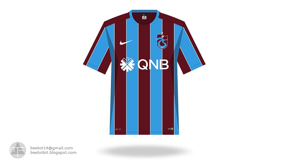 Beetot Kit: Trabzonspor Kit 1617