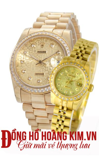 Đồng hồ đôi rolex chính hãng