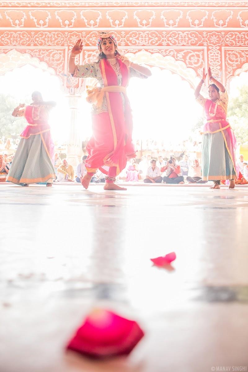 Radhika Mohta kathak dancer Jaipur