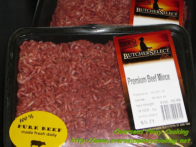 Ground Lean Beef