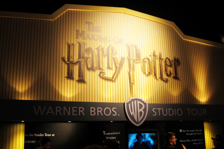 Warner Bros Studio Tour London A Celebration of Harry Potter 2016 Props