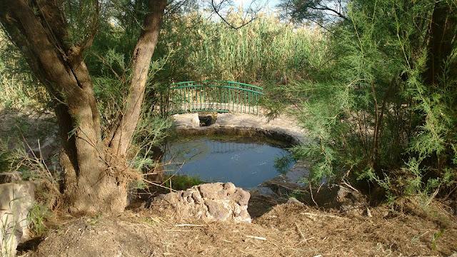 גשר בעין פוריה