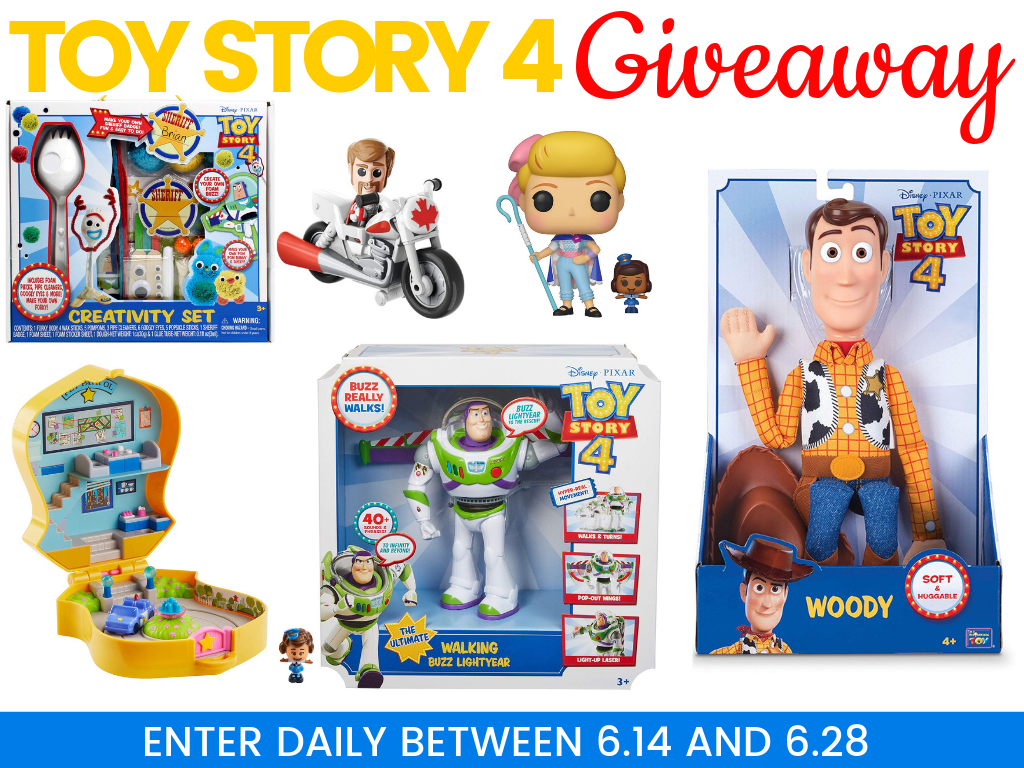 Free Disney Pixar Toy Story 4 Coloring Pages Activities Giveaway Nanny To Mommy