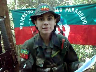 Imagini pentru ejercito del pueblo paraguayo