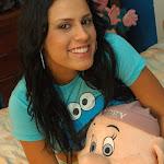 Selena Spice Camiseta Azul, Cachetero Azul, Elmo Comegalletas Foto 47