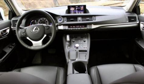2017 Lexus Ct200h Redesign