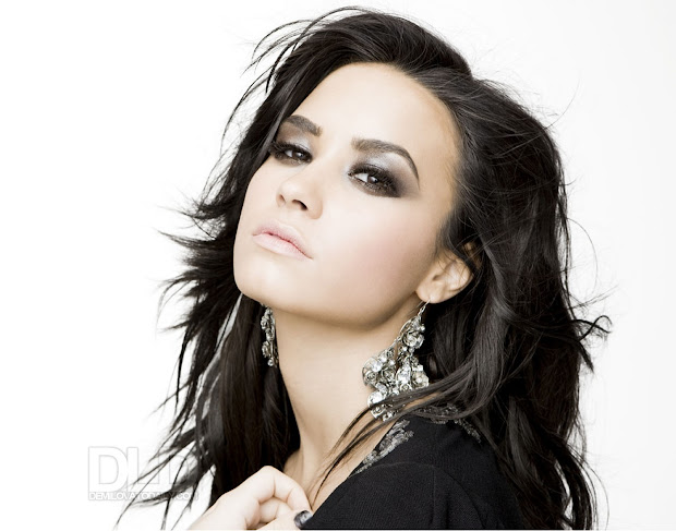 Lushblush21 Celeb Makeup Crush Demi Lovato