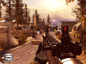 Modern Combat 3 : Fallen Nation MOD (Apk + Data) v1.1.4g