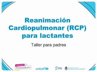 Ingrese al Manual de RCP para lactantes