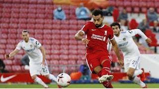 مباراه ليفربول وليدز يونايتد بث مباشر ضمن الدوري الإنجليزي الممتاز 2021-2022.
