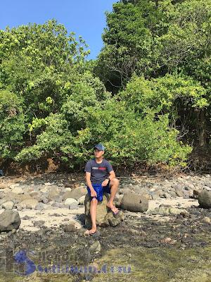Spot Foto TERBAIK di Pantai Pangandaran