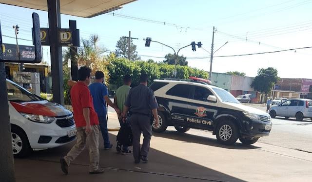 Suspeito de matar a sogra com golpe de enxada na cabeça é preso em Panorama