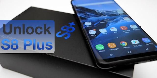 Unlock Samsung Galaxy S8 T-MOBILE network