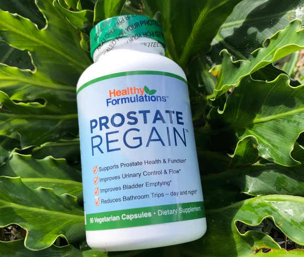 Prostate Regain Supplements