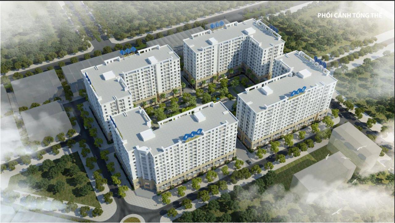 Phối cảnh dự án FLC Tropical City Hà Khánh