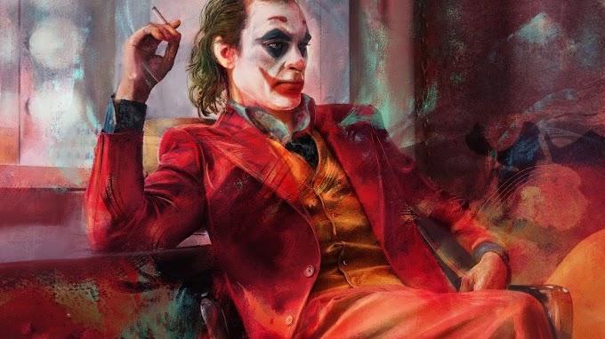 Joker Papel de Parede Artstation