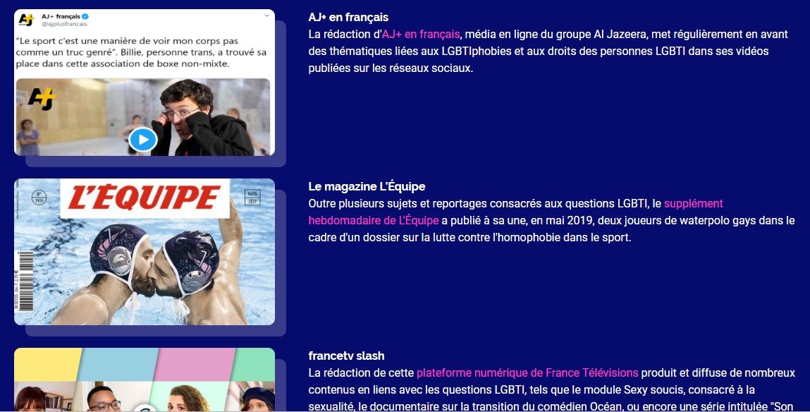 Les musulmans anti-homo d'Al Jazeera+ nominés pour le prix «Rédaction engagée» par les journalistes LGBT !