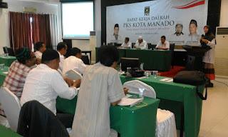 DPW PKS Sulut Gelar Rakerda dan Rakorda di Beberapa Daerah