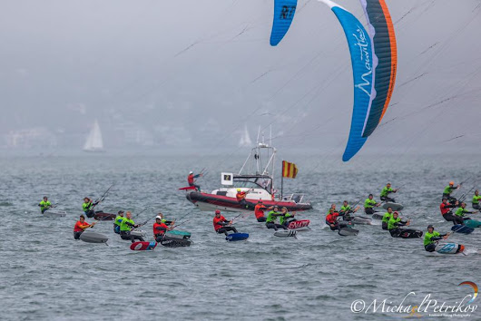 Day 2-3 hydrofoil pro tour- all good things in all good time