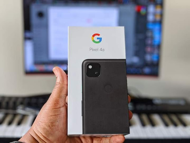 Google Pixel 4A User Guide PDF as a Manual Instruction
