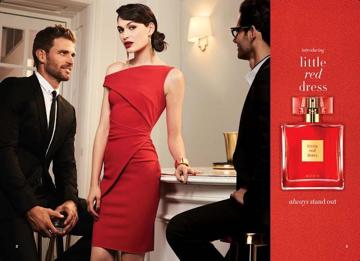 Shop Little Red Dress Eau de Parfum